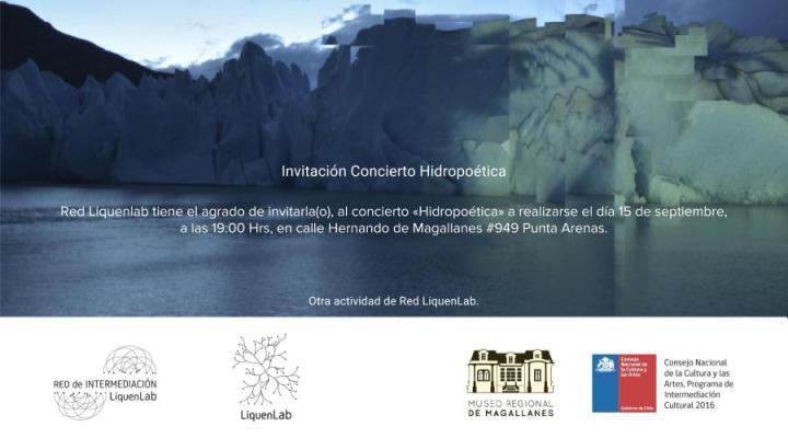 Invitación-editable concierto Hidropoética